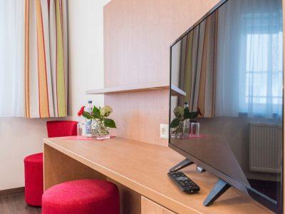 Doppelzimmer Hotel Garni Peterhof Dietenheim