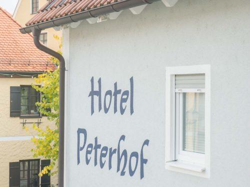 Hotel Garni Peterhof Dietenheim